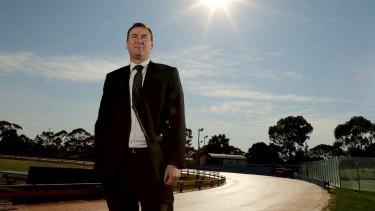 Scott Parker of Greyhounds Australasia.