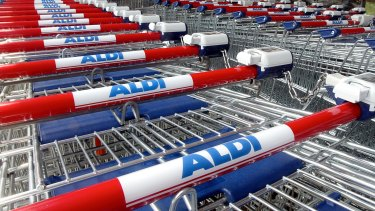 Aldi accounts are not publicly available because it is structured as a limited partnership.