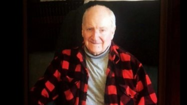 Bernard Gore went missing on January 6 from the flat in Woollahra, where he was staying.