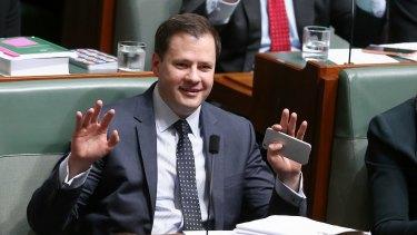 Labor MP Ed Husic says John Symonds comments on Sunrise were outrageous.