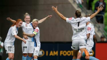 Melbourne City will take on sister club Manchester City.
