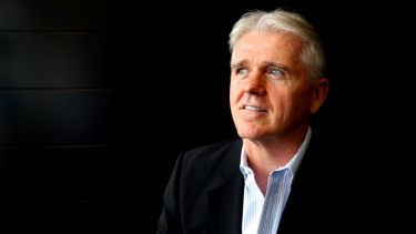 NBN Co. chief executive Bill Morrow says new players like Woolworths must be helped onto the national broadband network.