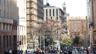Martin Place is the new home of the office fintech sector