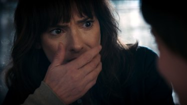 Winona Ryder returns for the second series.