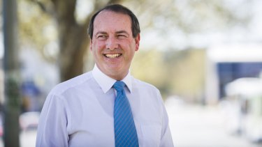 Liberal Peter Hendy lost the seat of Eden-Monaro but has since been handed a number of government roles.