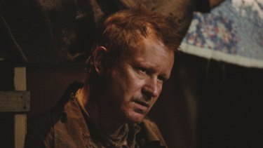 Alexander Skarsgard's father, actor Stellan Skarsgard, in Dogville.