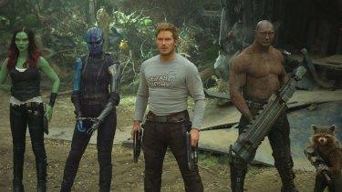 <i>Guardians of the Galaxy Vol. 2</i> is an intergalactic adventure full of human defiance.