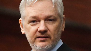 WikiLeaks founder Julian Assange has lived in the Ecuadorian embassy in London for more than four years.