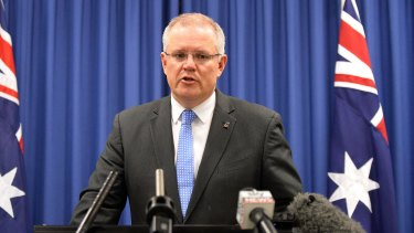 Treasurer Scott Morrison has been urged by ACOSS to follow its advice, which it says addresses inequities and is fiscally responsible.