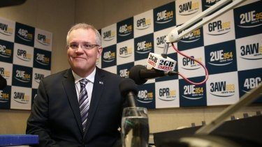 Morrison is one of the government's most effective communicators.