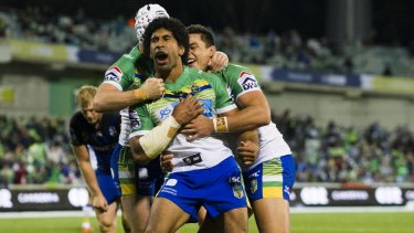Sia Soliola says the Raiders have learnt lessons from their first finals game.