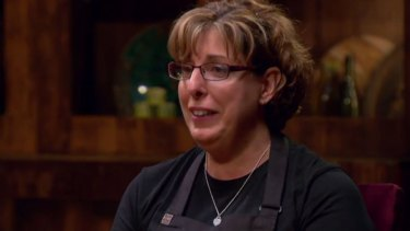 Pia Gava was eliminated from MasterChef on Monday night.