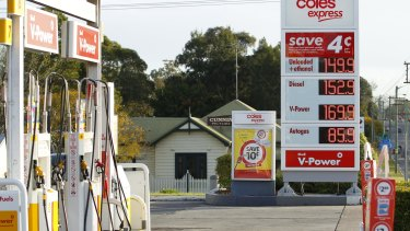 The ACCC is checking on petrol prices at Coles Express after reports the retailer is using higher pump prices to subsidise  grocery discounts.
