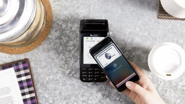 Apple introduced the mobile payment system in Australia last year with American Express. ANZ Bank is the only big four bank so far that has signed on.