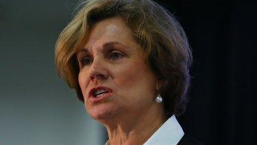 Universities Australia CEO Belinda Robinson.