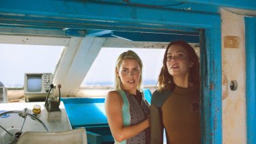 Claire Holt and Mandy Moore in shark thriller 47 Metres Down.
