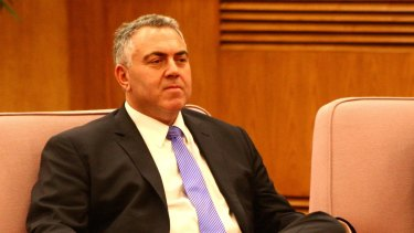 Treasurer Joe Hockey also used the gathering of finance ministers in Beijing to discuss the fallout of the Greek debt crisis.