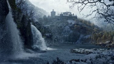 House Mormont, home of Lady Mormont, fresh out of year five.