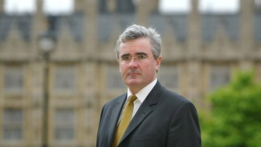 Andrew Wilkie gave evidence to a parliamentary inquiry in the UK in 2003.