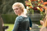 Elle Fanning as Catherine in The Great.