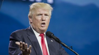 Donald Trump could spring a few surprises at the Republican National Convention.