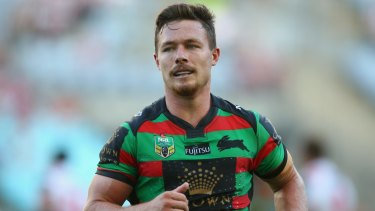 New deal: Damien Cook has received an extension on his Rabbitohs deal.