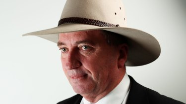 Deputy Prime Minister Barnaby Joyce said the federal government should be focused on helping fix the nation's power problems.