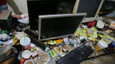 Deakin's two-storey apartment in Mabalacat was allegedly used to stream illicit content.