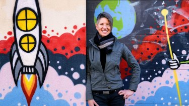 Dianne McGrath is on the shortlist to be one of the first to set foot on the Red Planet.