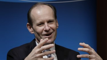 ANZ chief executive Shayne Elliott is trying wrap his hands around the future of banking with a major overhaul of the workplace.