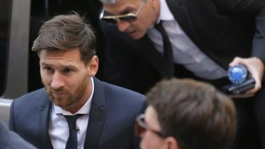 Lionel Messi is unlikely to serve time in jail, despite the sentence.