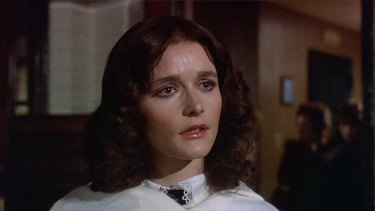 Margot Kidder in <i>Sisters</I>.