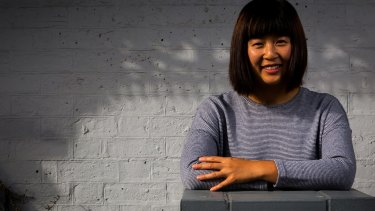 Kristie Lam, founder of The Property Garden, donates some of her salary to charity.