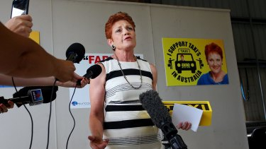 When it comes to encouraging the unhinged, there's no doubt Pauline Hanson got the ball rolling with her calls for an inquiry into Islam.