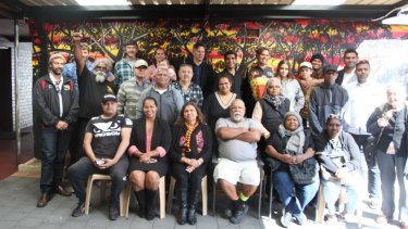 Aboriginal and community leaders met to discuss the decision.