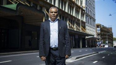 Former Indian consulate chauffeur Hitender Kumar