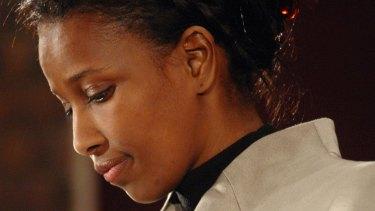 Human rights activist Ayaan Hirsi Ali.