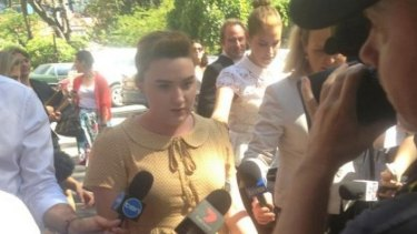 Olivia Mead, 18, the secret daughter of late Perth billionaire Michael Wright successfully challenged his will and was awarded $25 million.