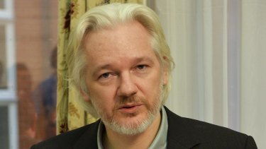 "Julian Assange has dismissed the Australia government's assurances on the limits of their surveillance powers, labelling them ""absurb"" and ""meaningless""."