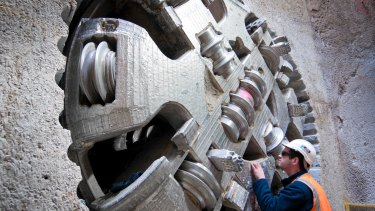 Tunnel boring machines will not be used on Melbourne Metro tunnel.