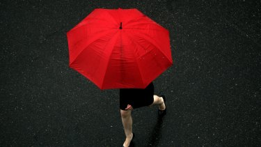 Sydney may get its wettest day in four months later this week.