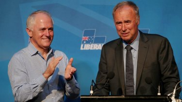 There is newfound optimism around Prime Minister Malcolm Turnbull.