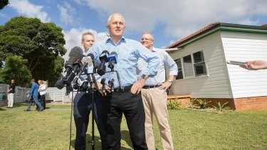 Prime Minister Malcolm Turnbull and Treasurer Scott Morrison said on Sunday there would be no change to negative gearing.