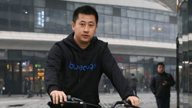 Bluegogo chief operating officer Sun Ye says the company has plans to expand internationally.