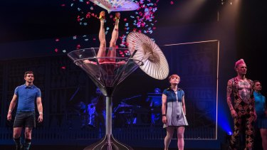 Circus Oz celebrates 40 years with a tour of its latest show, Model Citizens.