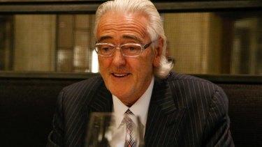 Co-chief executive of Village Roadshow, Graham Burke.