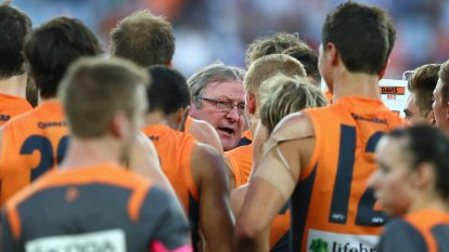Greater Western Sydney Giants v Sydney Swans: The night that kick-started the rivalry