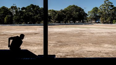 Sydney is experiencing severe dry weather following months of very little rain.
