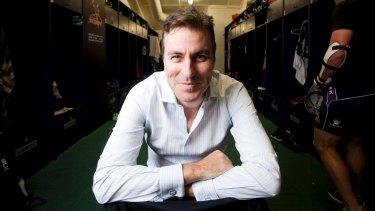 CrownBet CEO Matt Tripp.