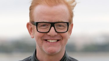 Chris Evans was revealed to be the highest paid star at the BBC.
